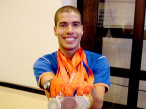 Daniel Dias e suas conquistas